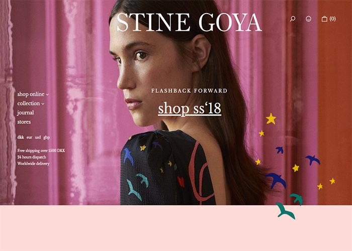 Stine-Goya