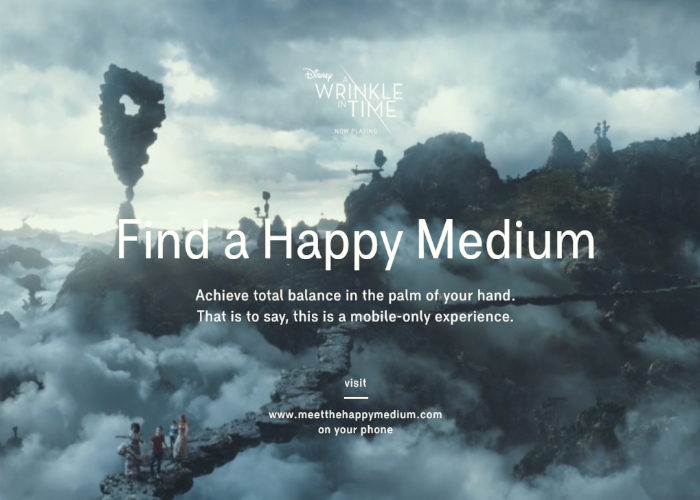 Find a Happy Medium