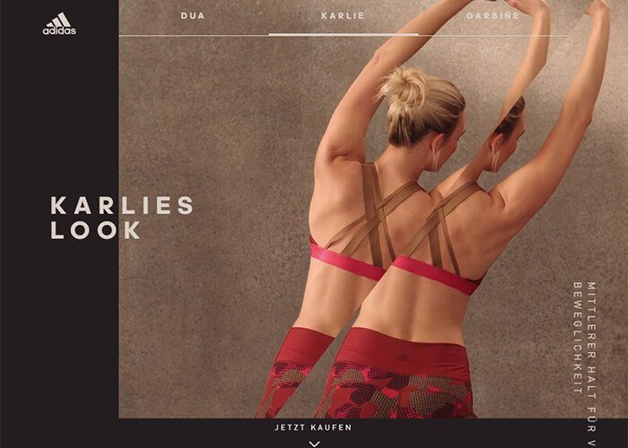 adidas Women – Here to Create