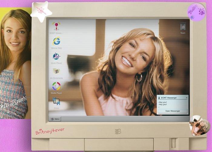 Britney OS '99