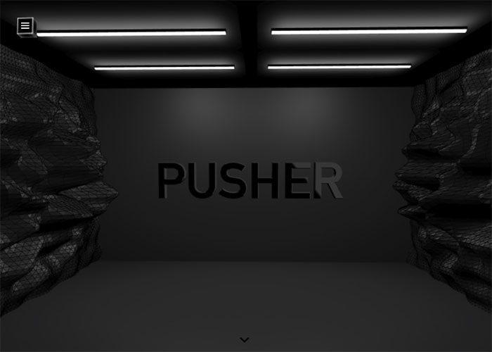 Pusher-Music