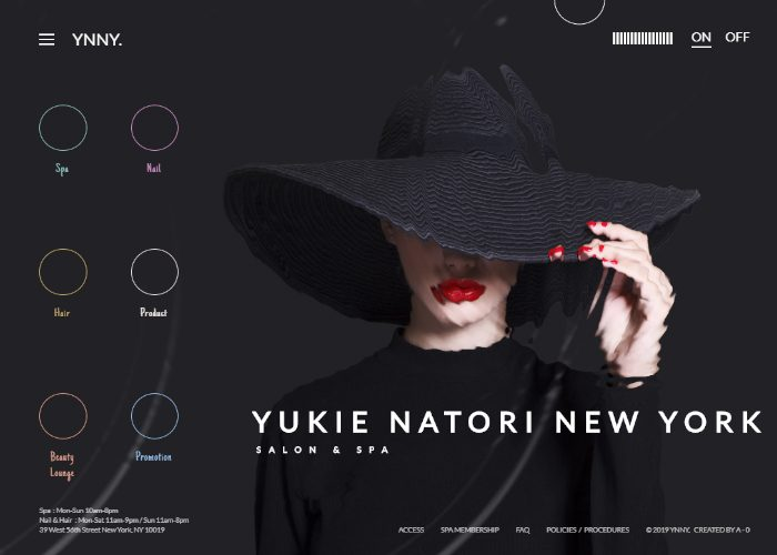 Yukie Nail New York